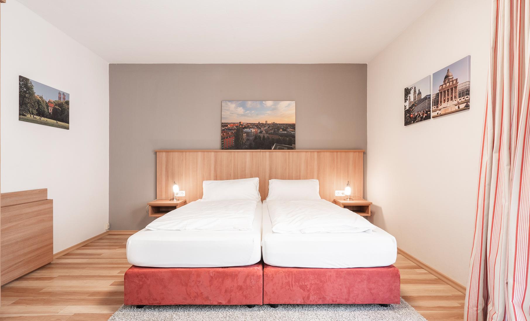 zimmer pension englischer garten m nchen. Black Bedroom Furniture Sets. Home Design Ideas